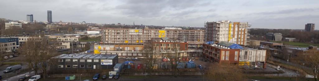nieuwbouw Erasmushiem - december 2013