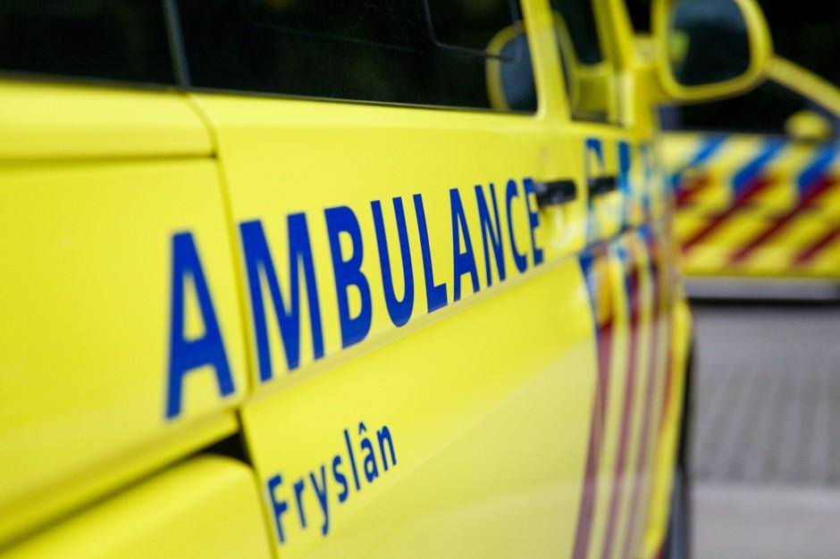 Ambulancezorg Fryslân, redactionele fotografie
